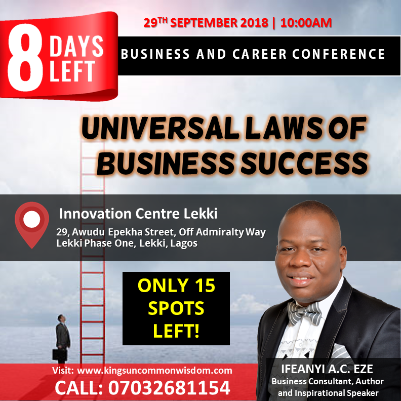 Business and Career Conference